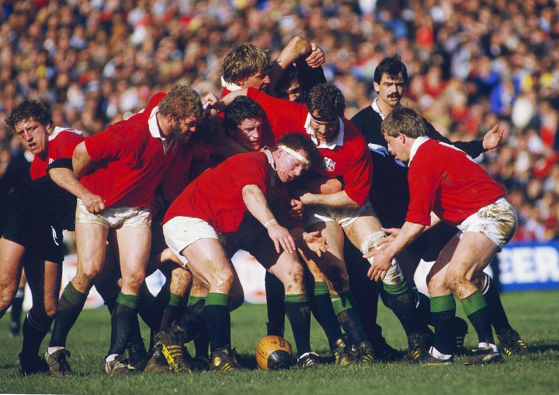 The Lions in 1983