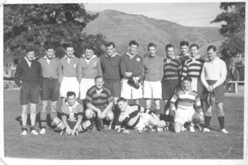 Lions 1950 squad