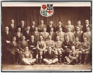 Lions squad 1924