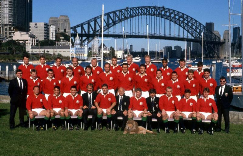 Lions squad 1993