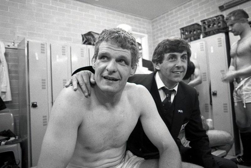 McGeechan and Calder