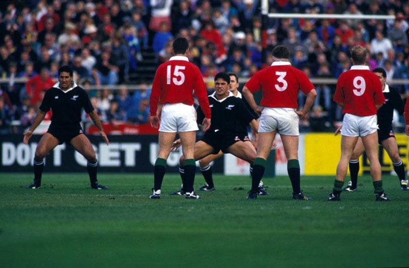 New Zealand v Lions 1993