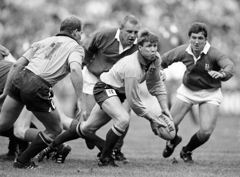 Australia v Lions 1989