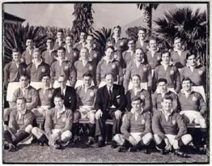 Lions 1955 squad