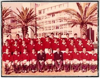 Lions 1968